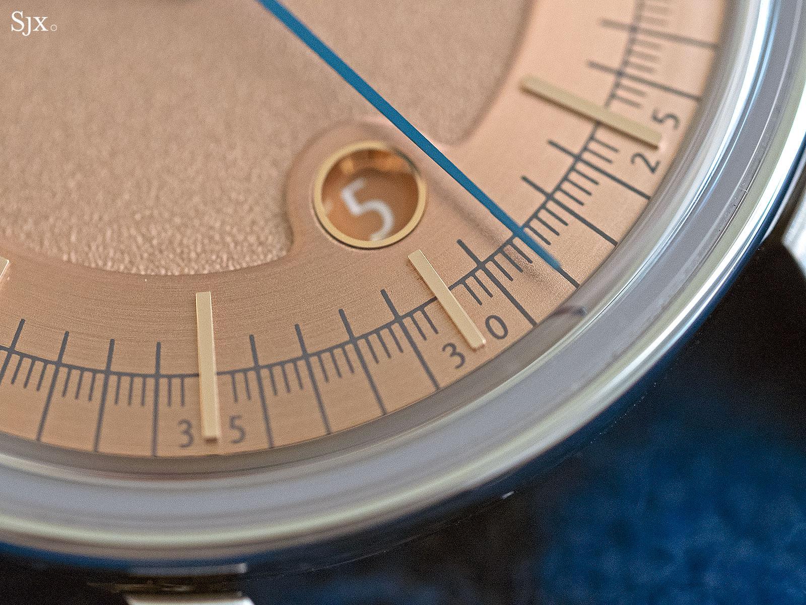 Lundis Bleus 1100-08 watch 2