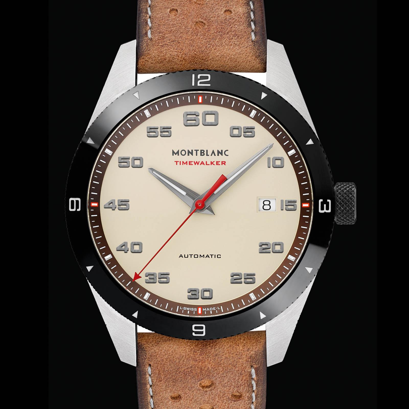 Montblanc TimeWalker Date Automatic ref. 118494