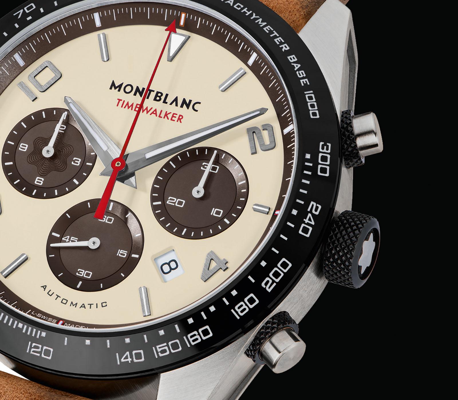 Montblanc TimeWalker Manufacture Chronograph 118491