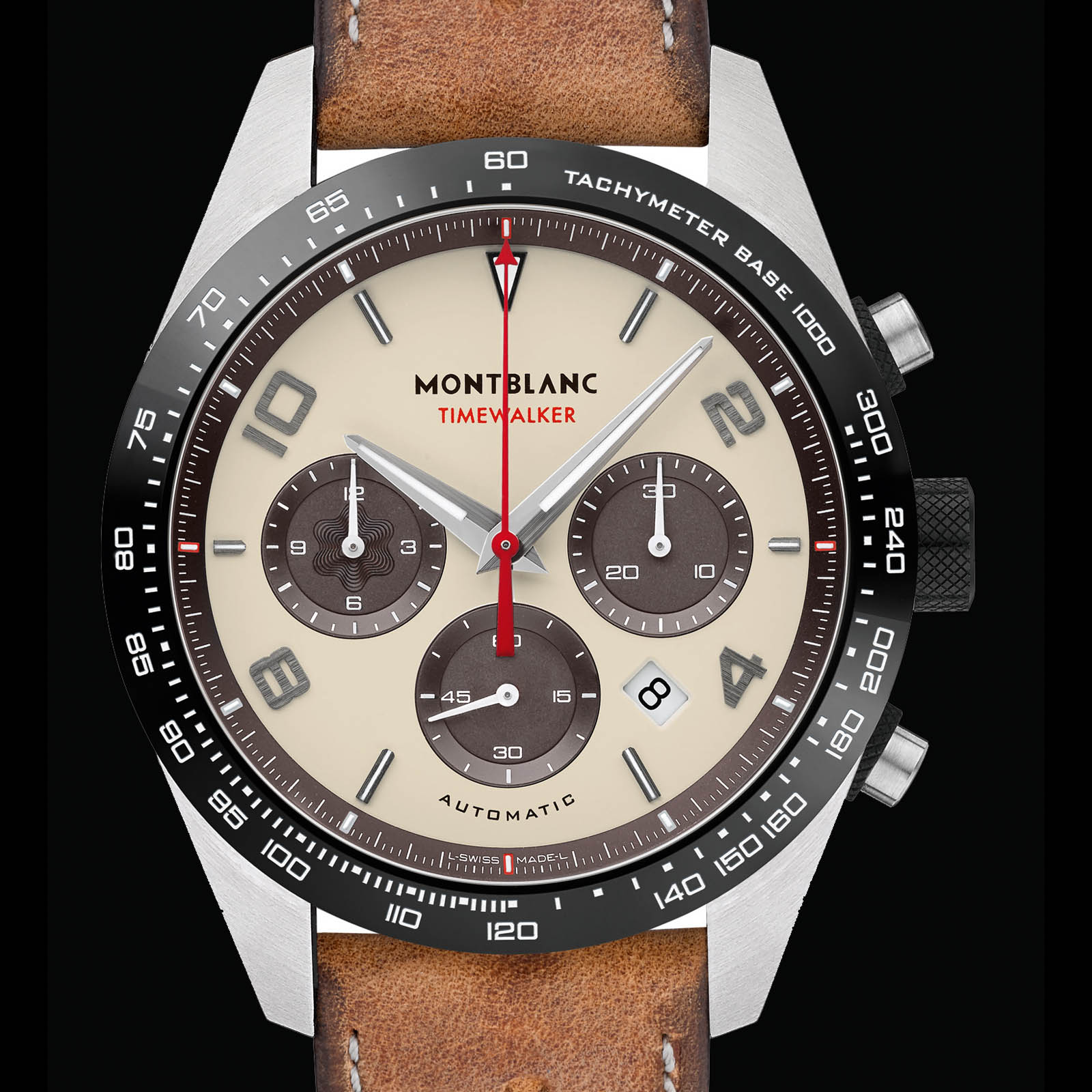 Montblanc TimeWalker Manufacture Chronograph Cappuccino edition