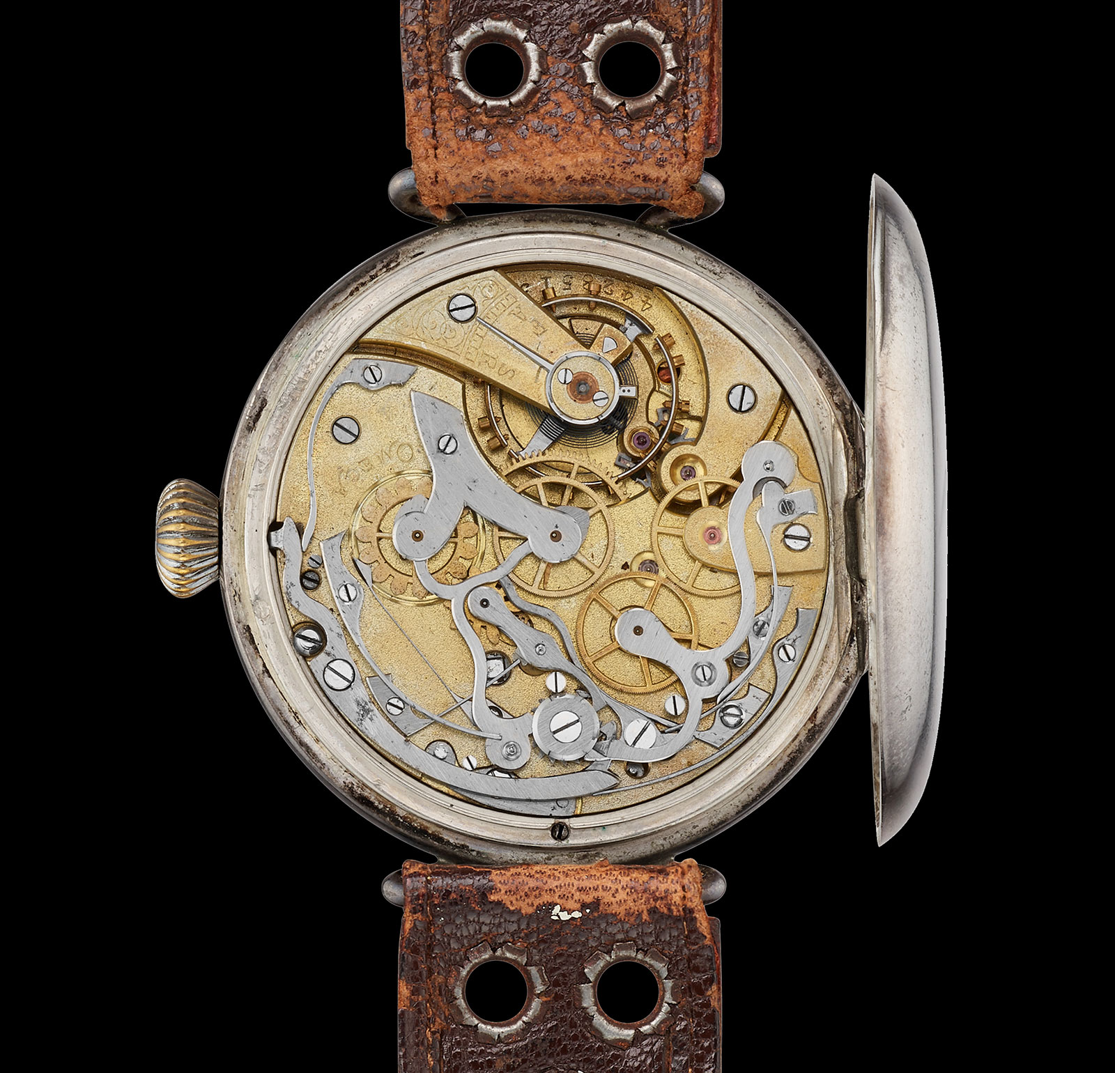 Omega 18'''CHRO chronograph