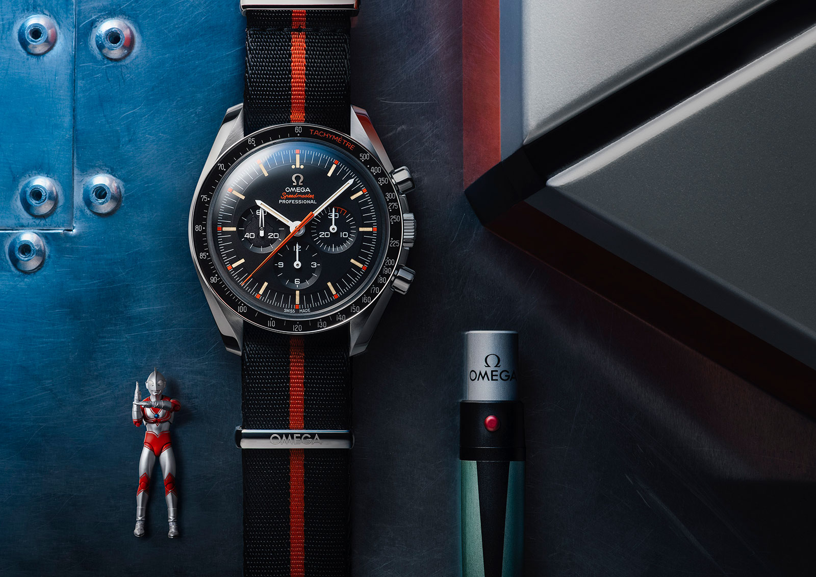 Omega Speedmaster Ultraman Speedy Tuesday 7