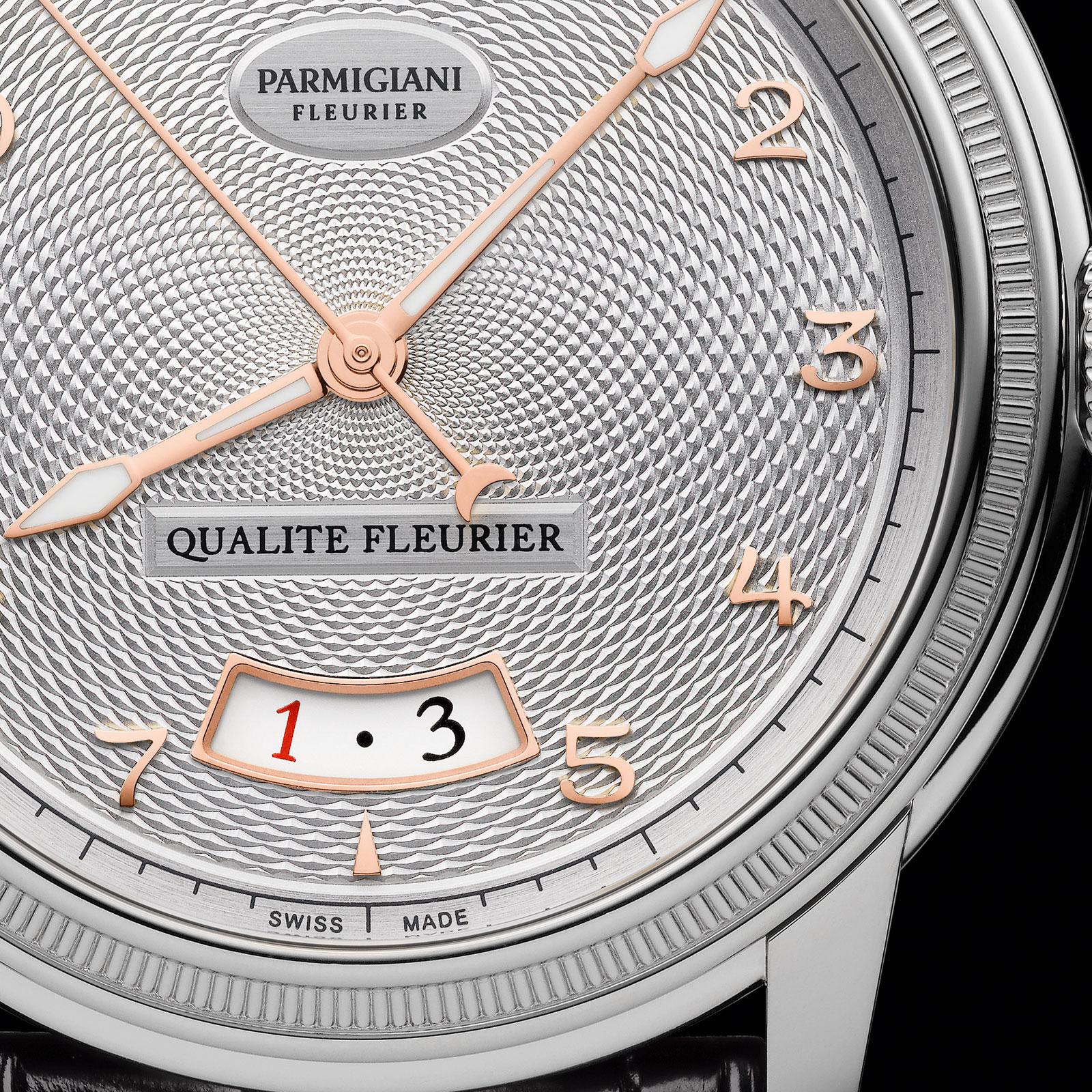 Parmigiani Toric Qualité Fleurier watch 2