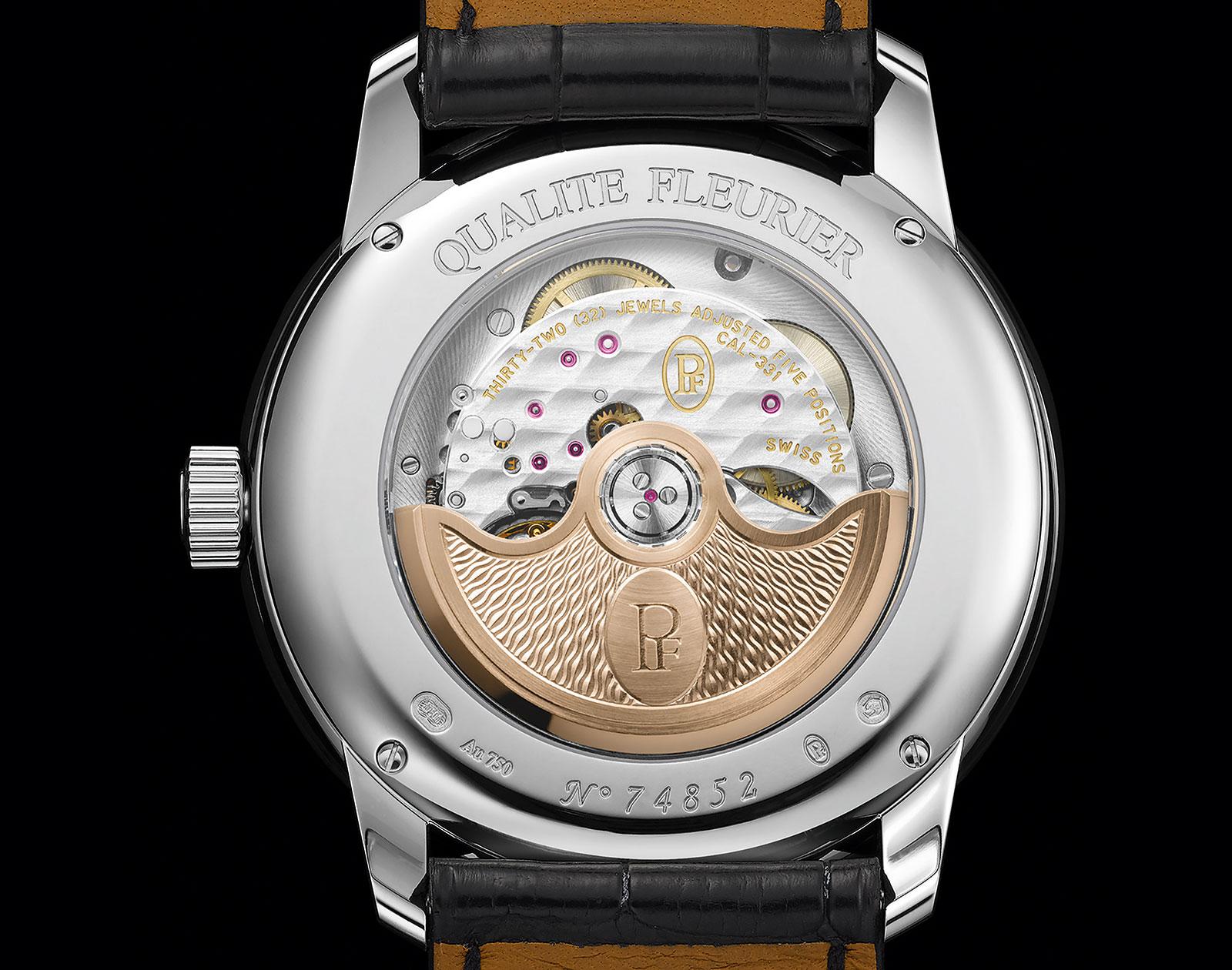 Parmigiani Toric Qualité Fleurier watch 3