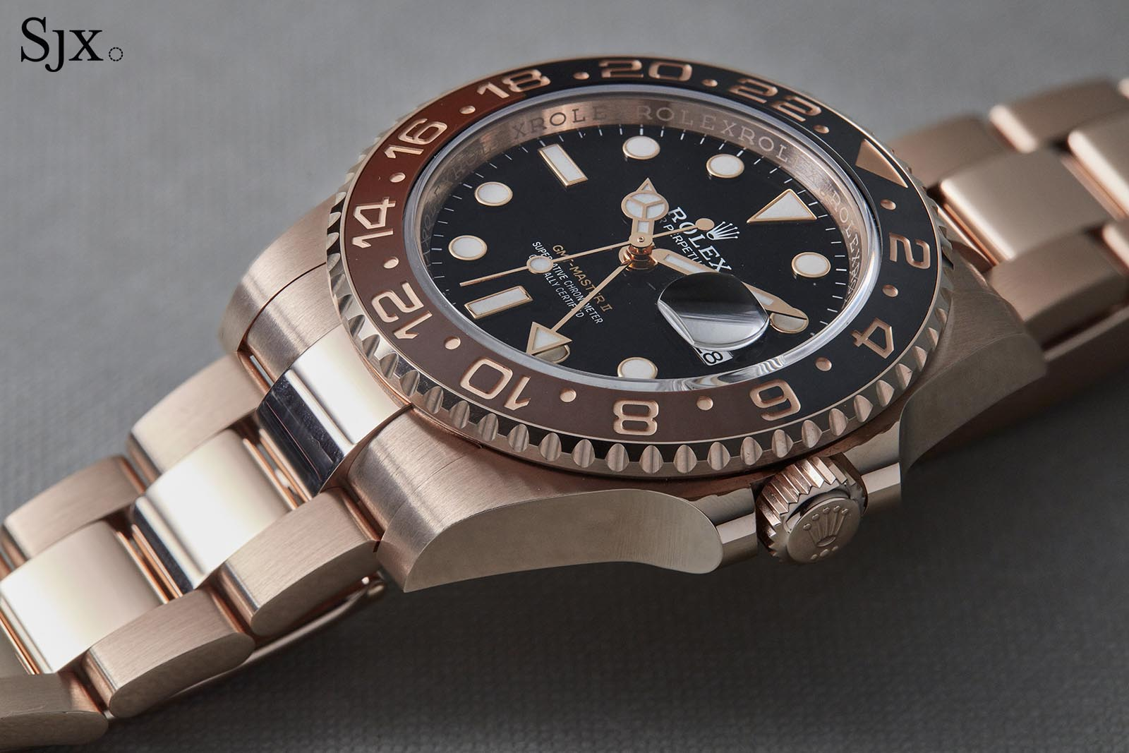 Rolex Everose GMT Master II_1