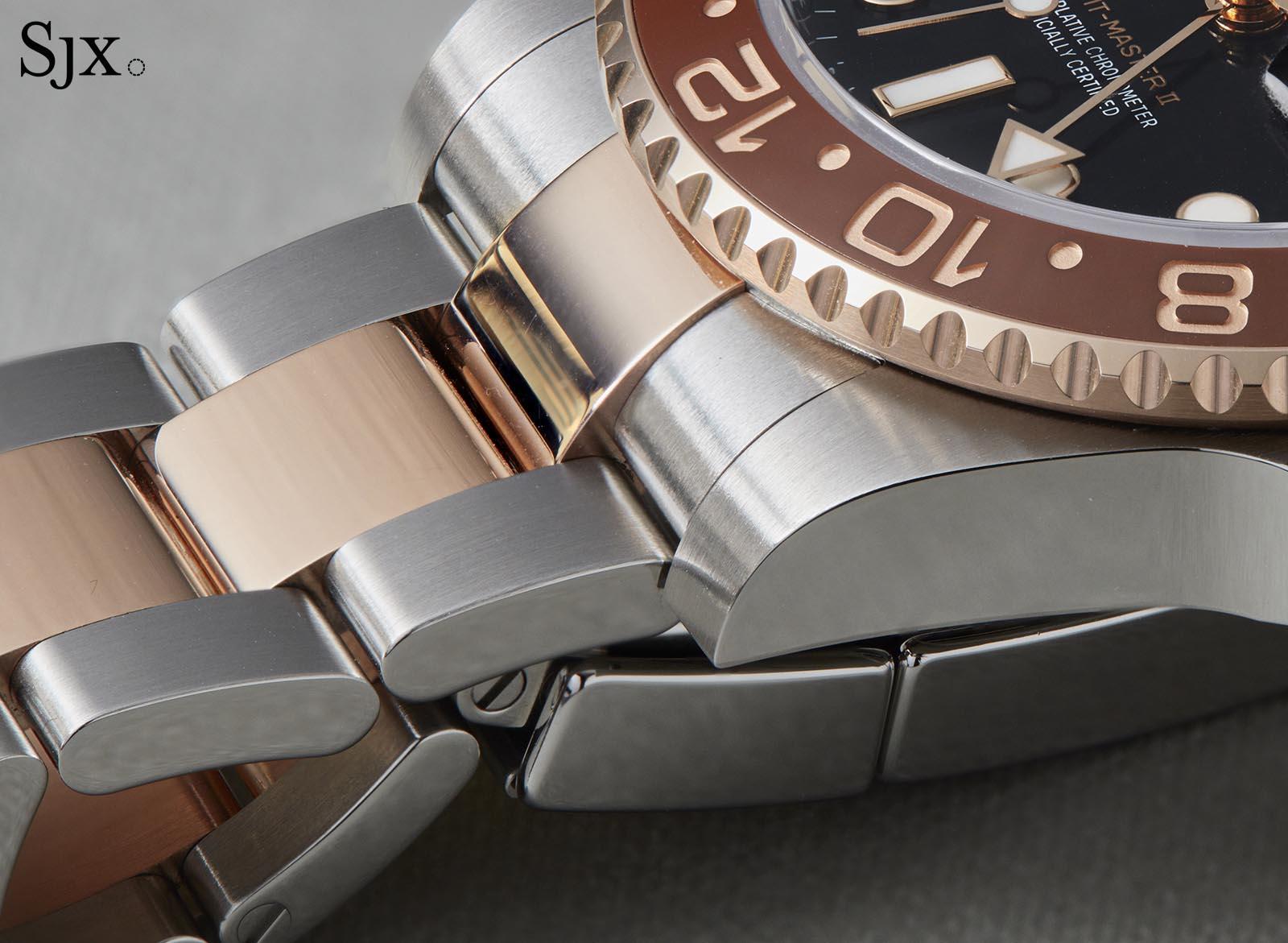 Rolex Everose Rolesor GMT Master II_1