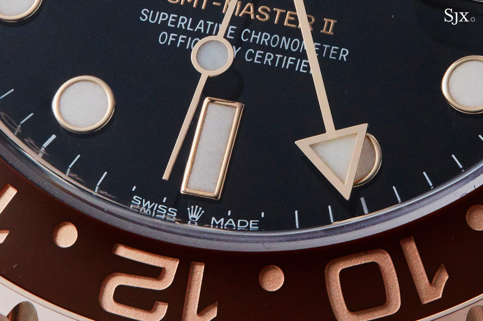Rolex GMT-Master II 126711 CHNR 1