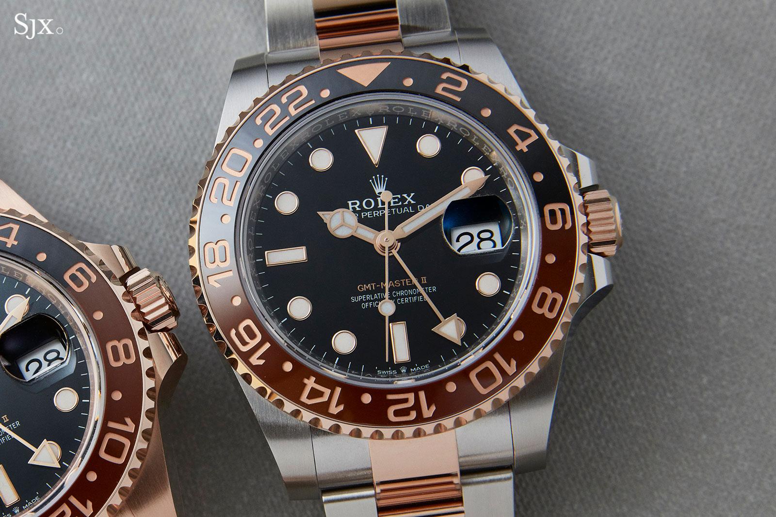 Rolex GMT-Master II 126711 CHNR 3