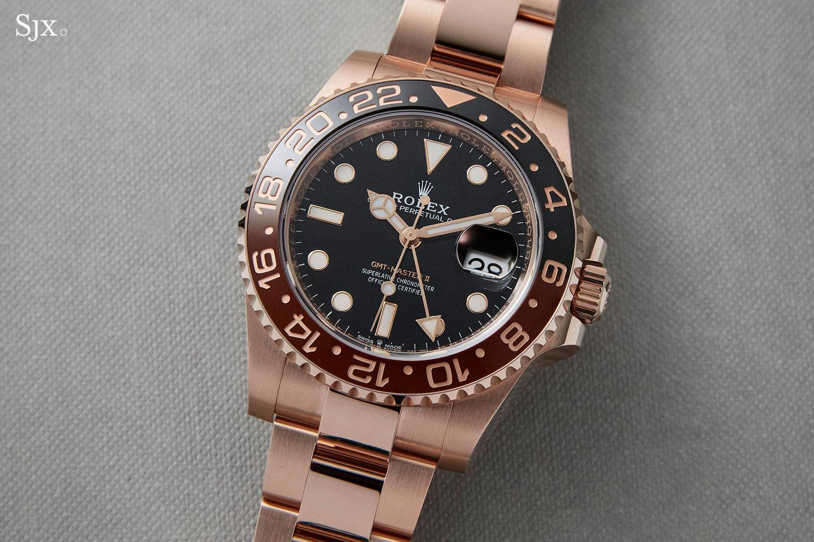Rolex GMT-Master II 126715 CHNR 1
