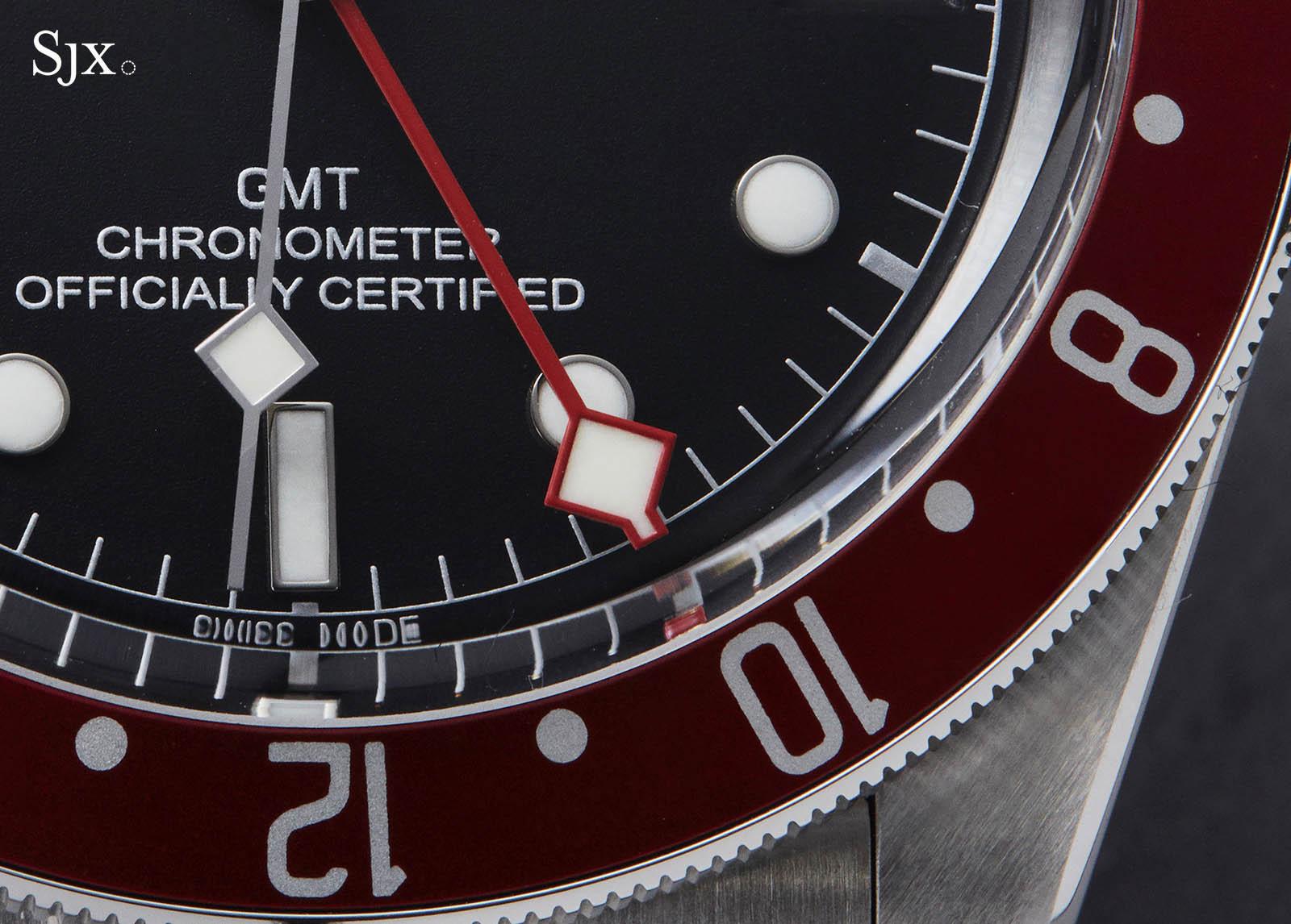Tudor Black Bay GMT 10