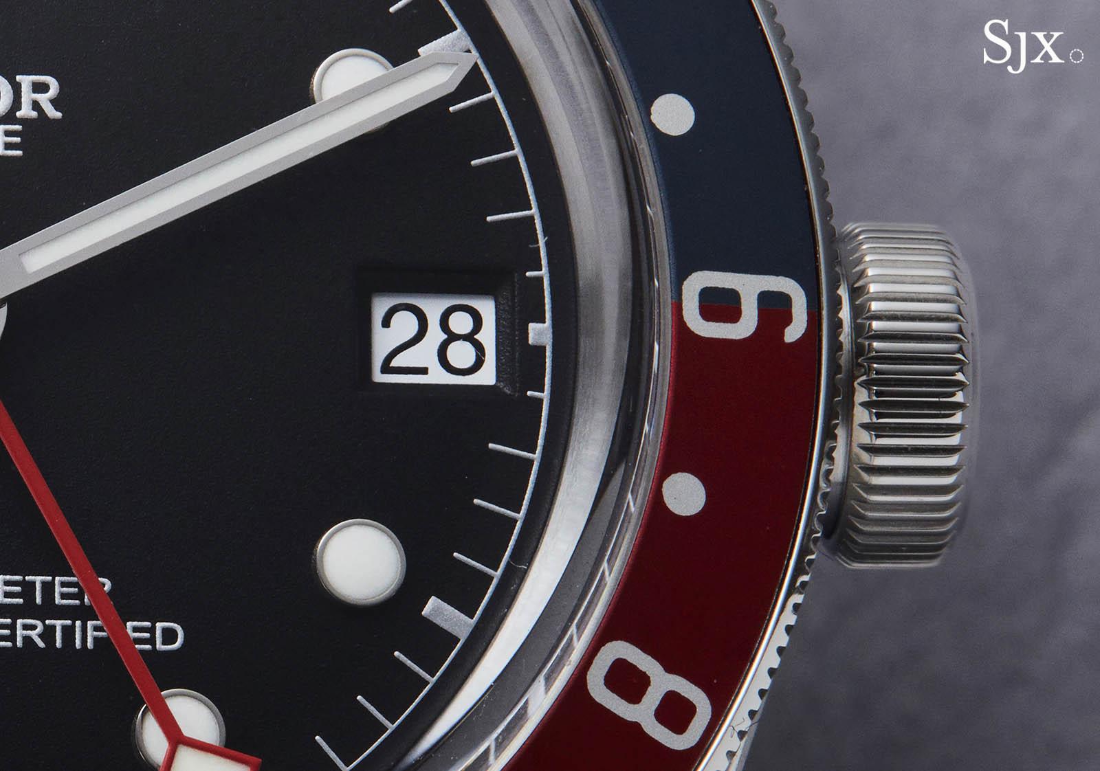 Tudor Black Bay GMT 12