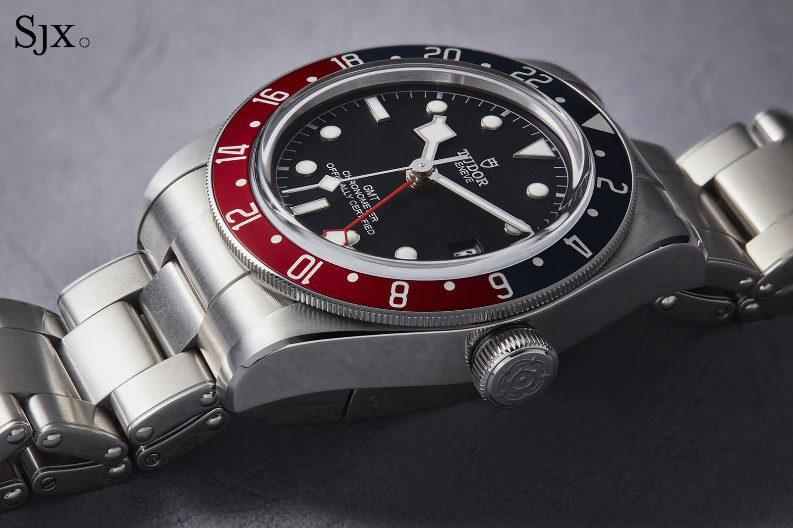 Up Close With The Tudor Black Bay Gmt Sjx Watches
