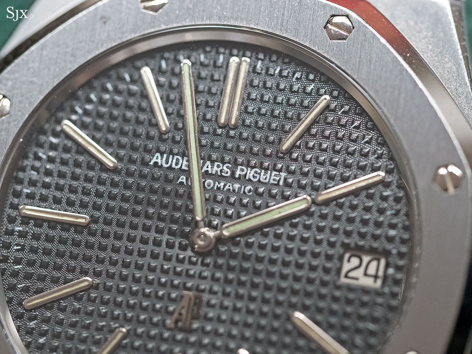 Audemars Piguet Royal Oak A-Series comparison 5