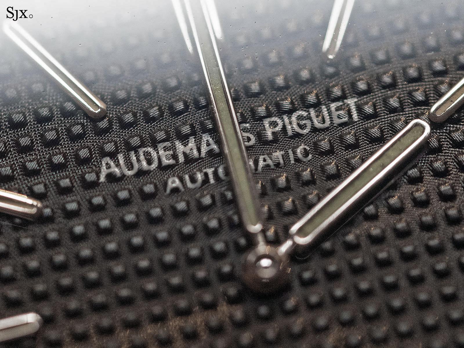 Audemars Piguet Royal Oak A-Series prototype 10