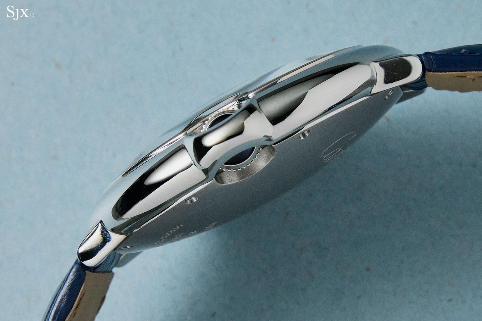 Cartier Ballon Bleu automatic blue dial 3