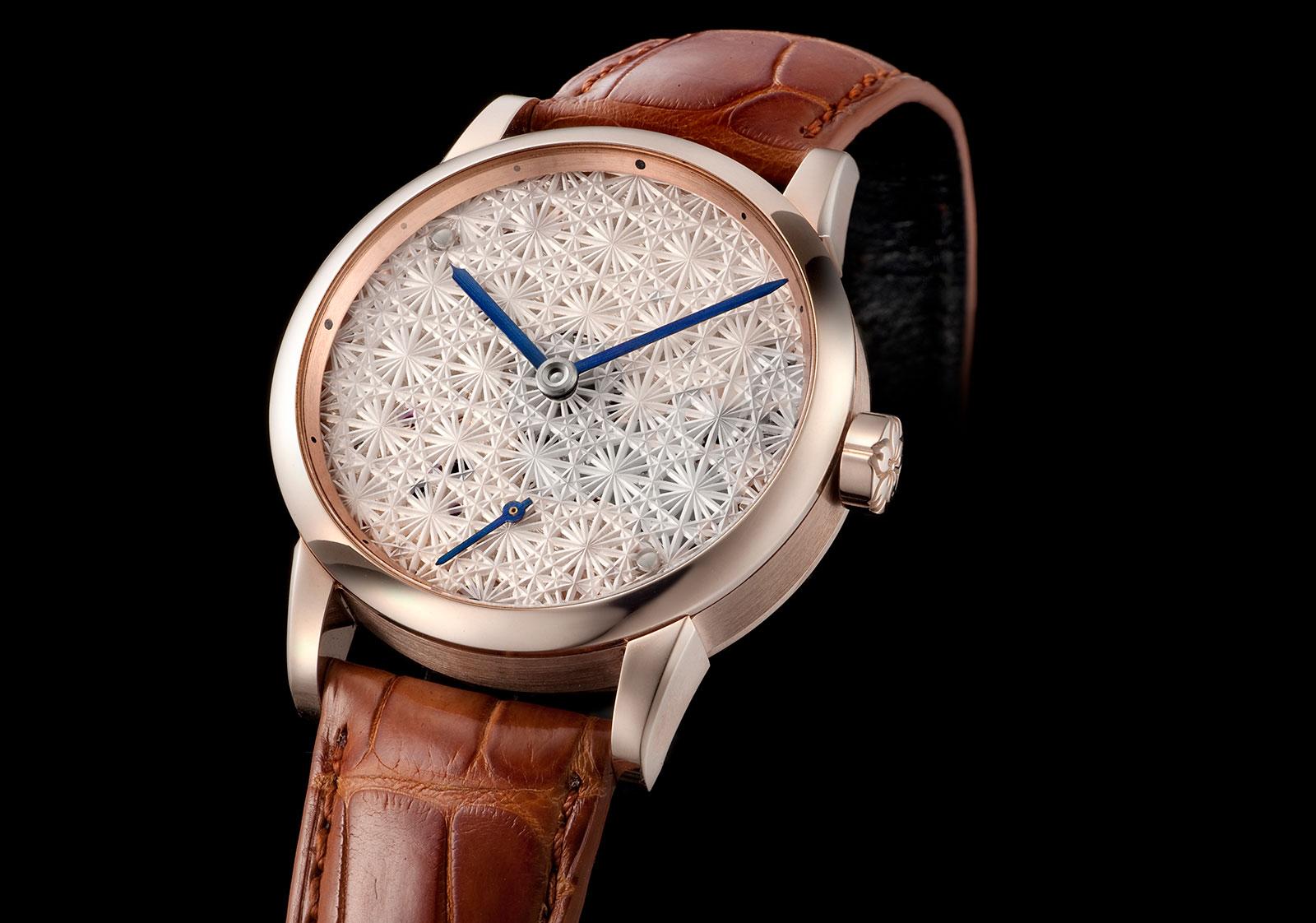 Daizoh Makihara sakura glass watch 3