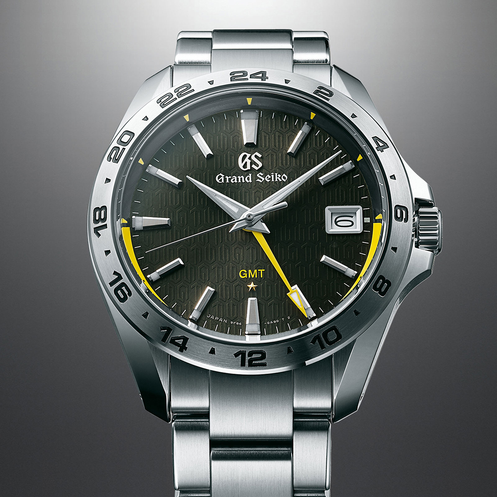Grand Seiko 9F quartz GMT SBGN001 1