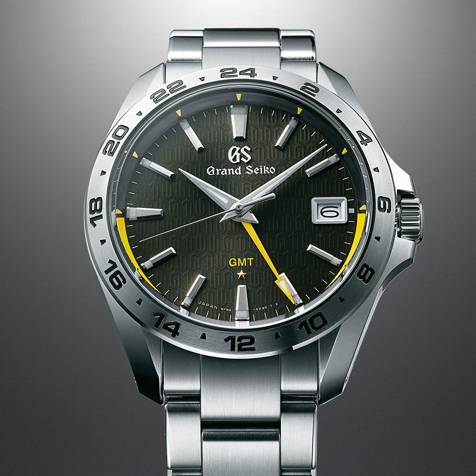 Grand Seiko 9F quartz GMT SBGN001 1