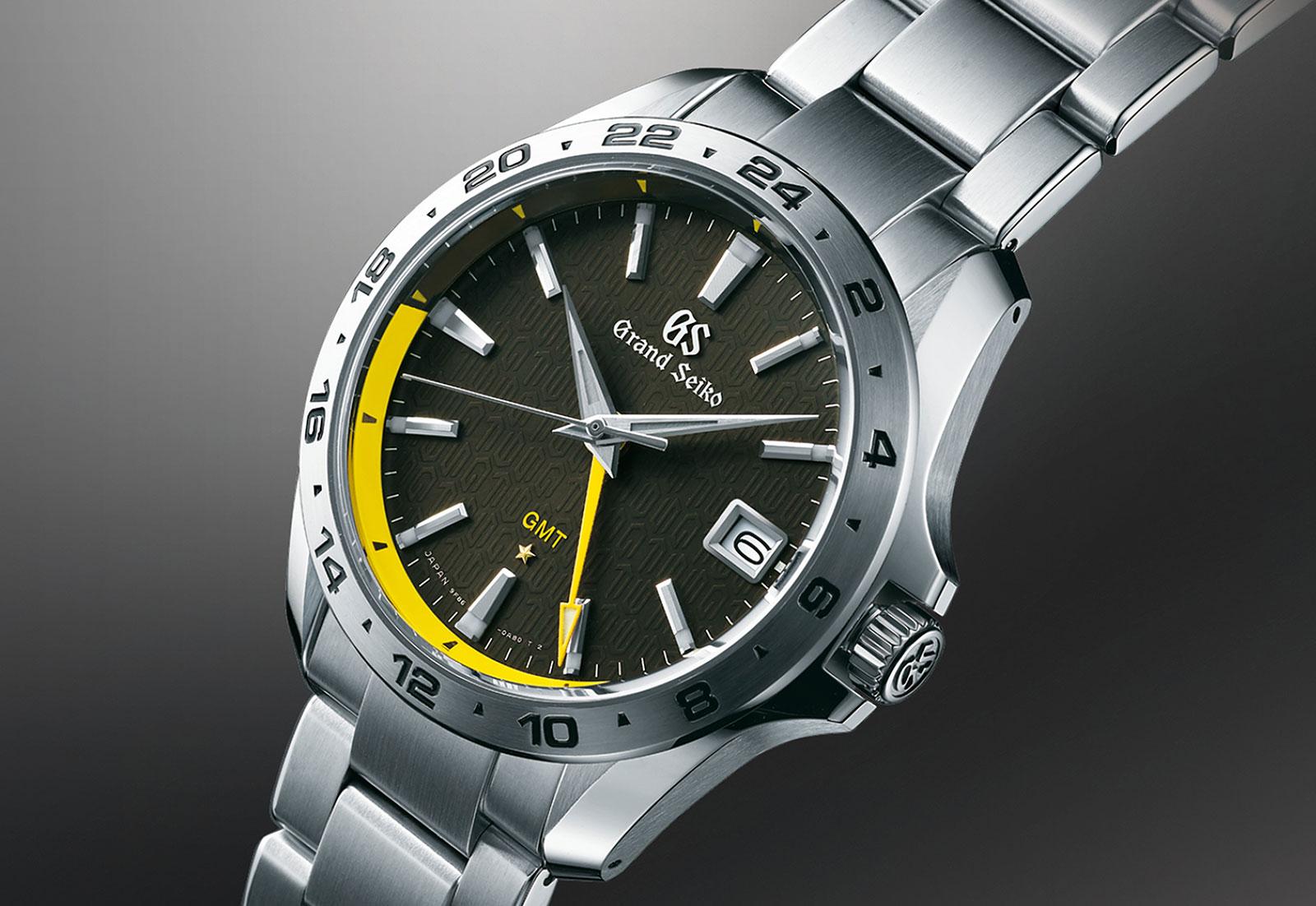 Grand Seiko 9F quartz GMT SBGN001 3