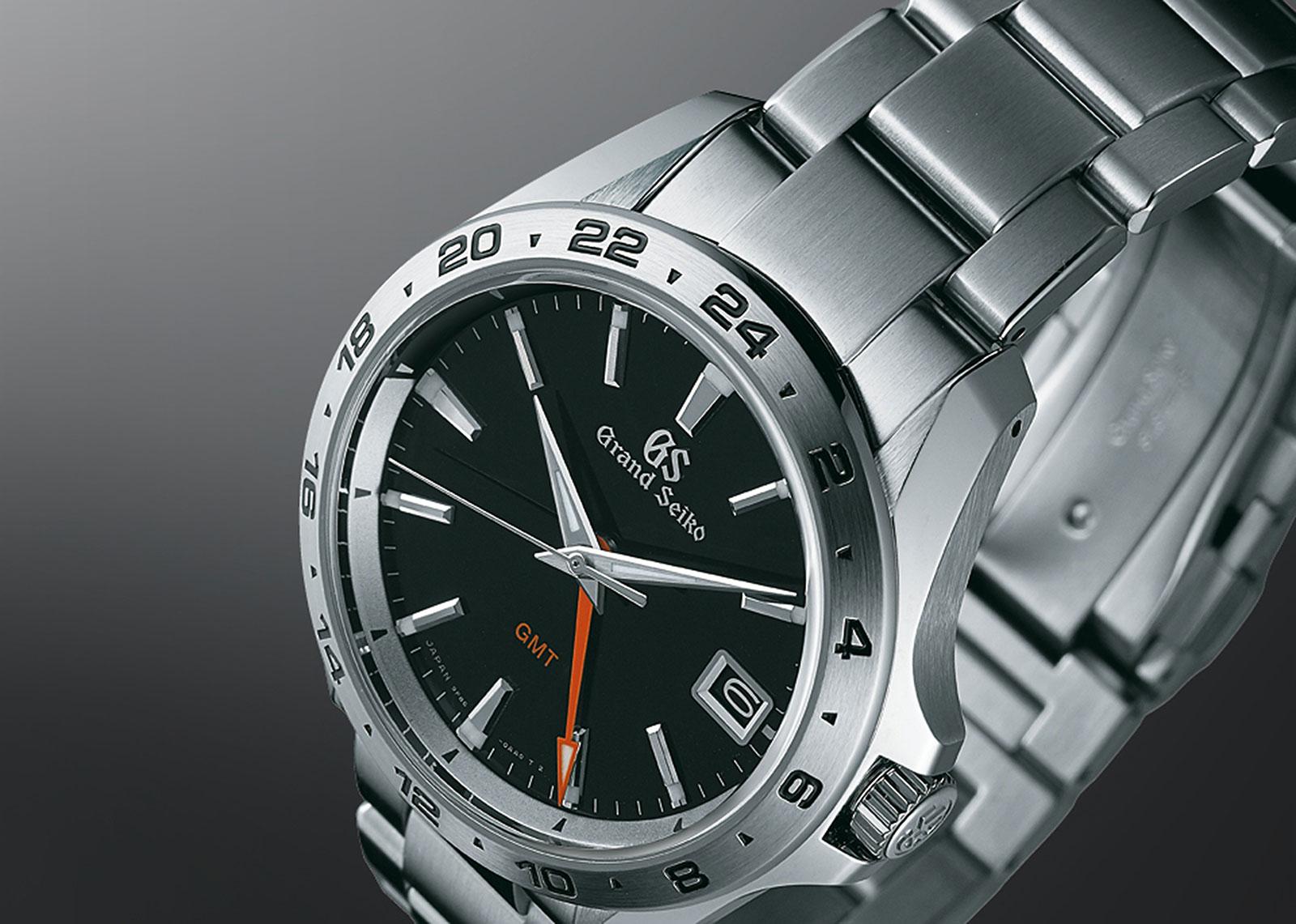 Grand Seiko 9F quartz GMT SBGN003