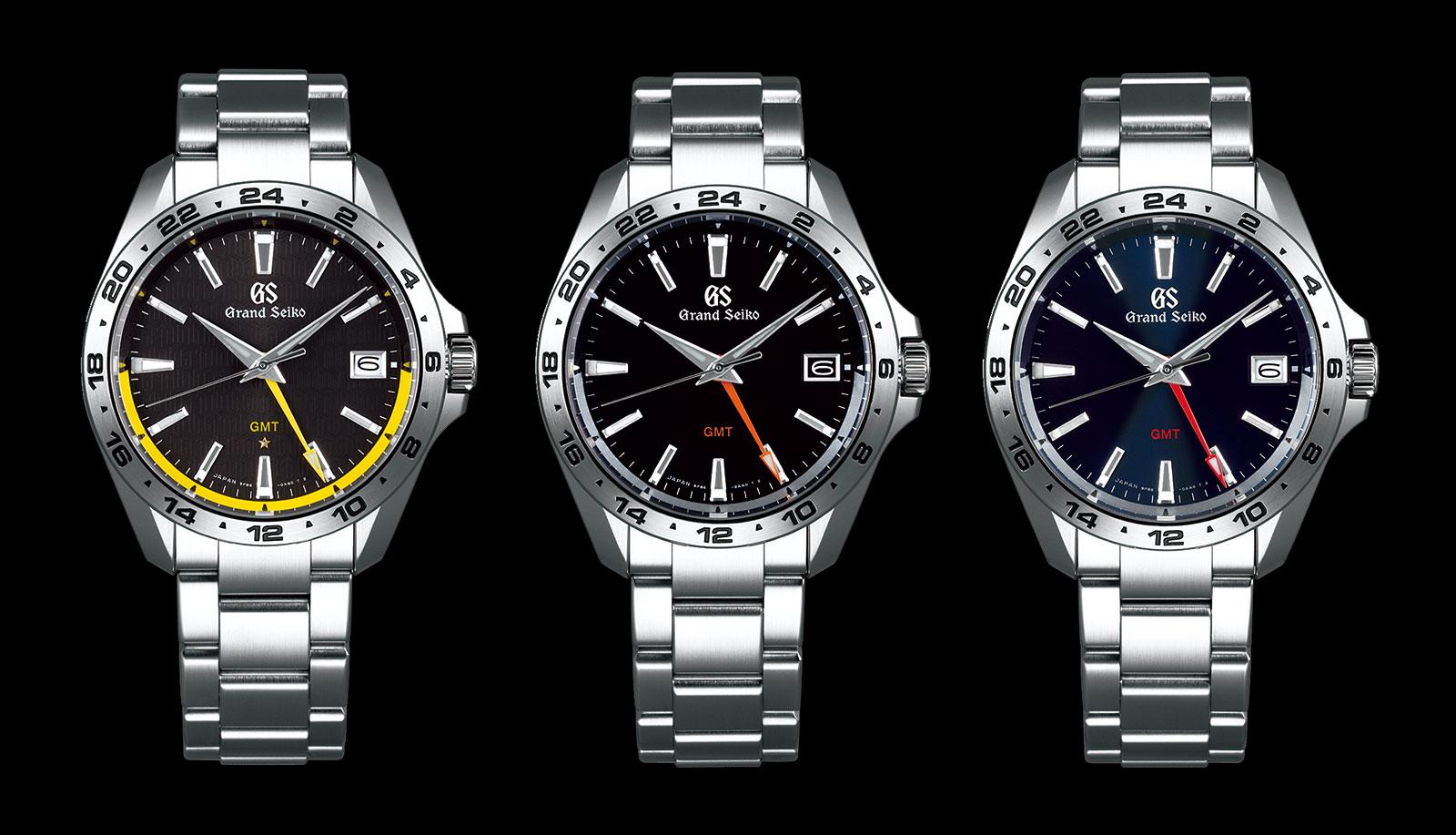 Grand Seiko 9F quartz GMT sports