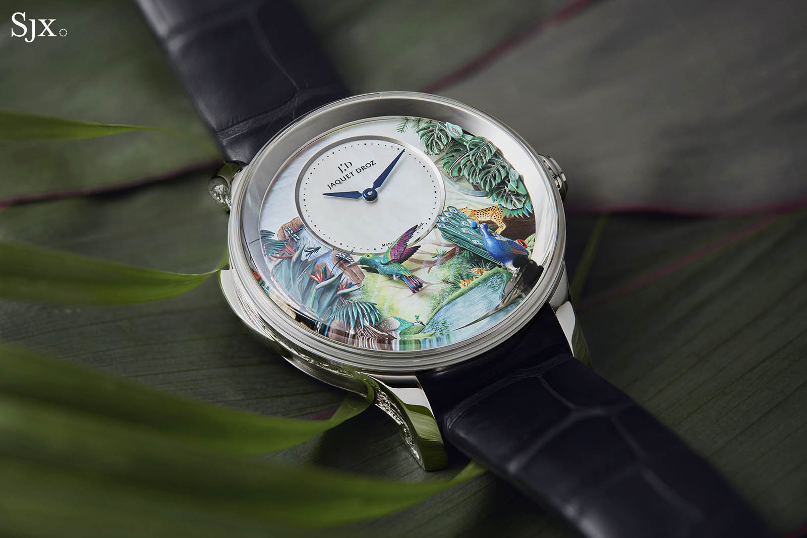 Jaquet Droz Tropical Bird Repeater 3