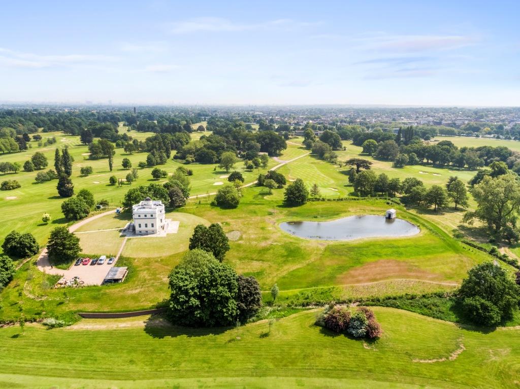 Kings Observatory Kew Richmond mansion 13
