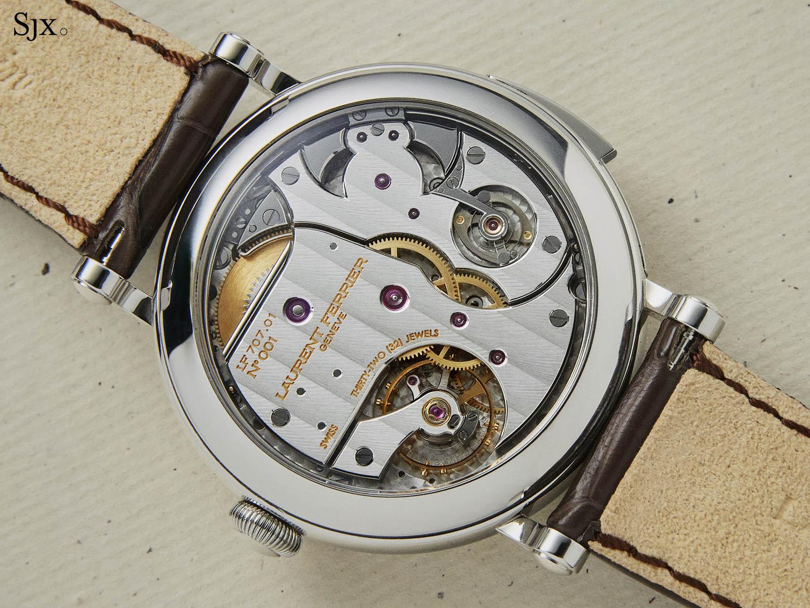 Laurent Ferrier Galet Minute Repeater 2