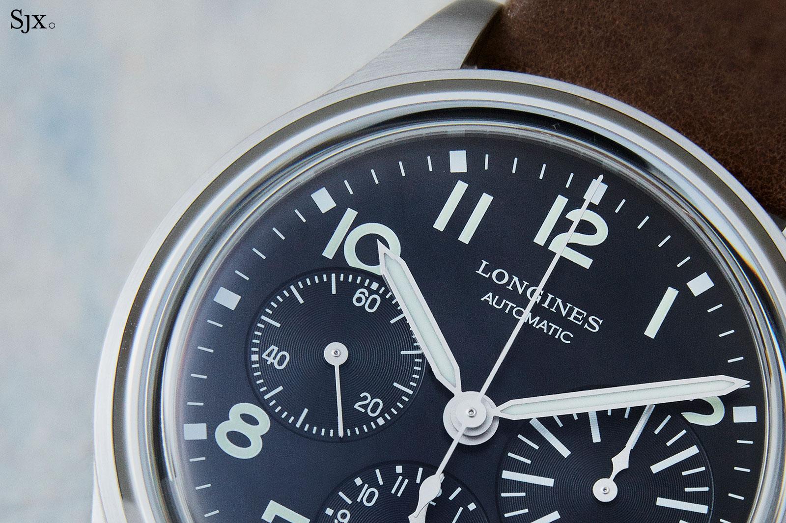 Longines Avigation BigEye Chronograph 1