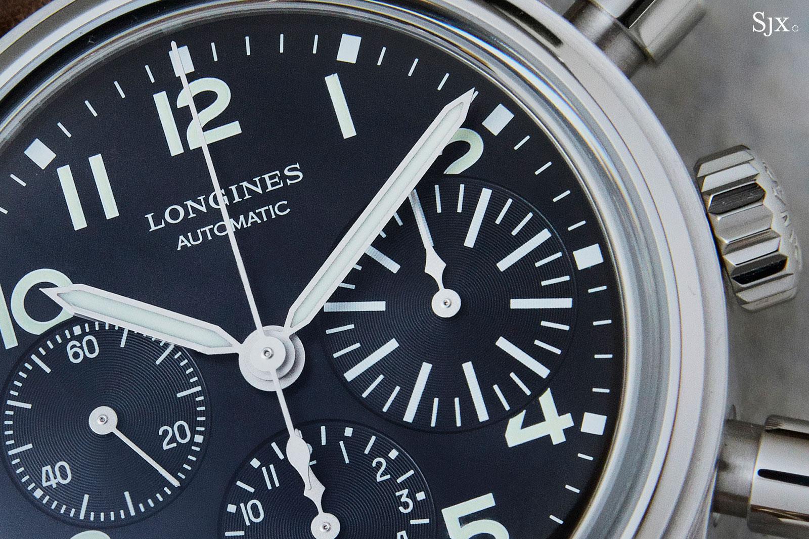 Longines Avigation BigEye Chronograph 2