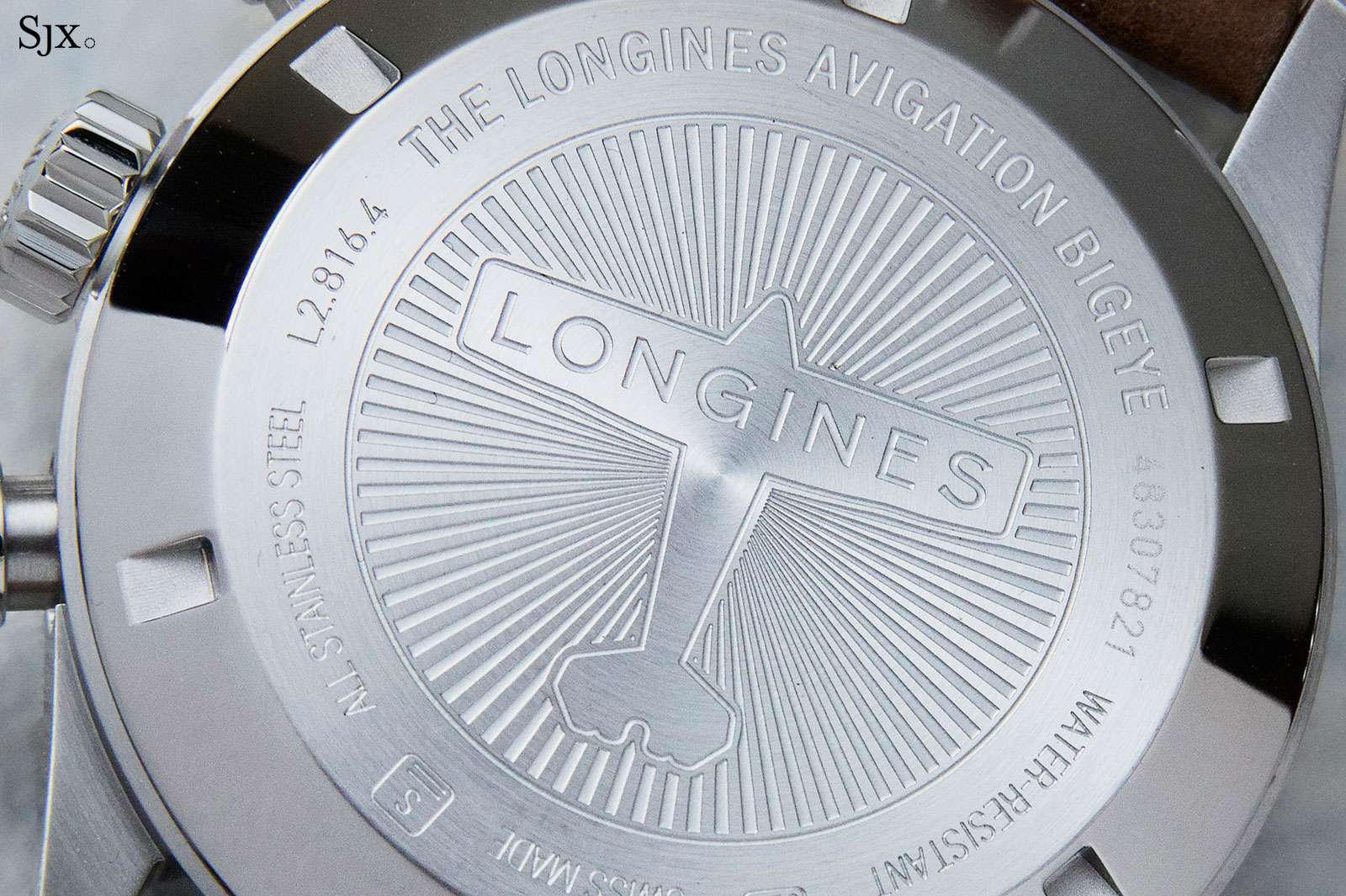 Longines Avigation BigEye Chronograph 4