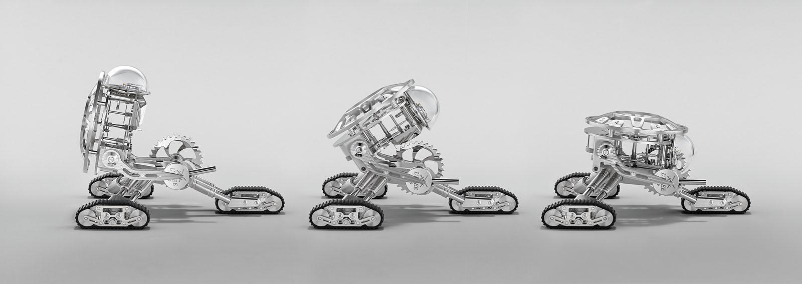 MB&F Grant Robot 5