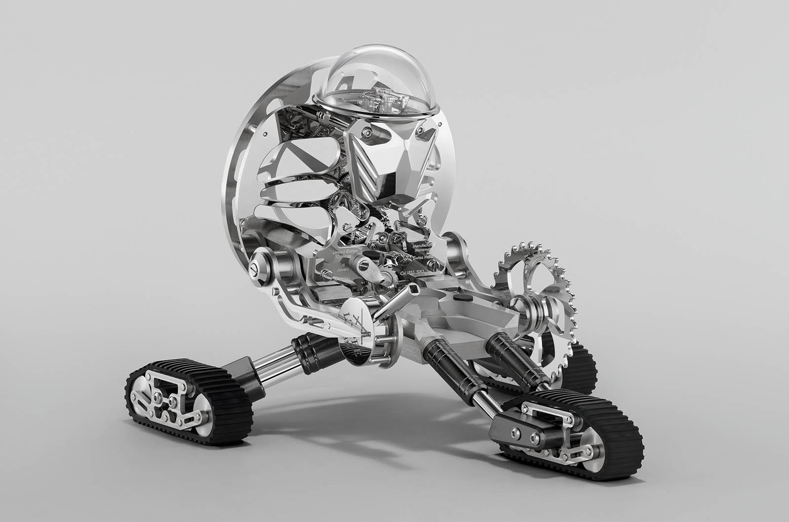 MB&F Grant Robot 8