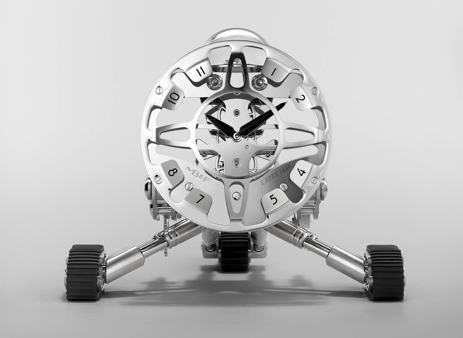 MB&F Grant Robot 9