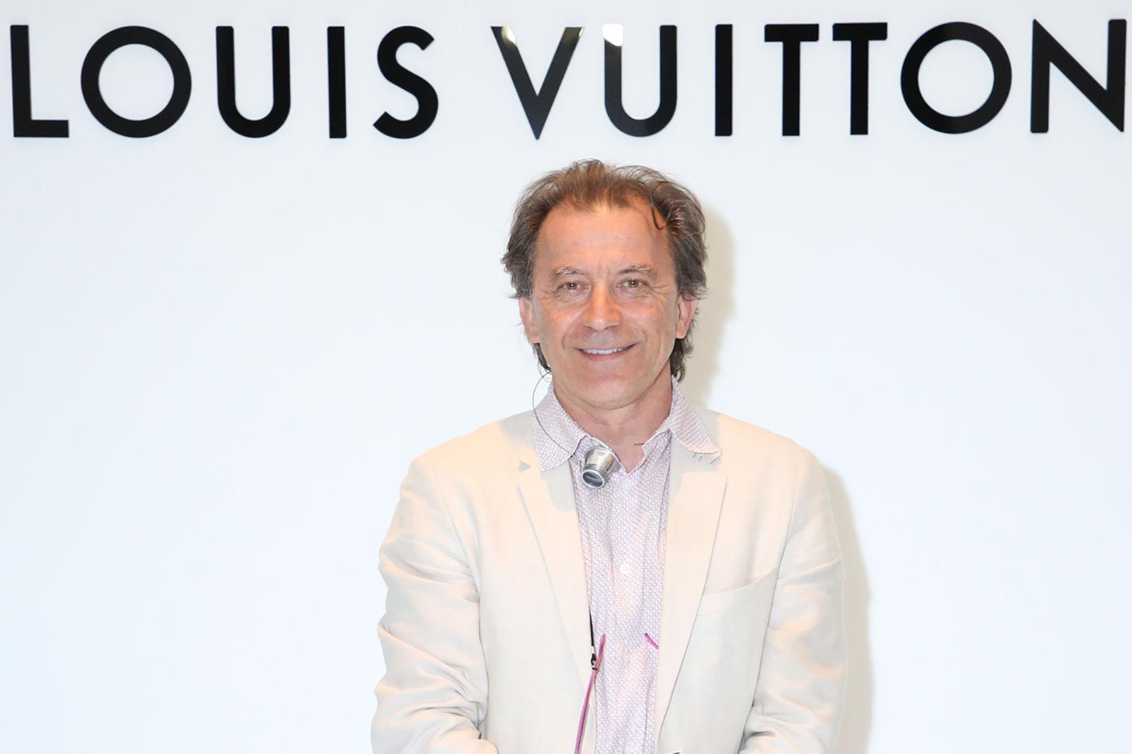 Michel Navas Louis Vuitton
