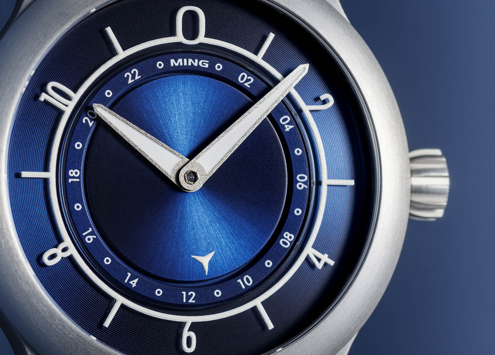 Ming 17.03 GMT Blue Limited Edition 2