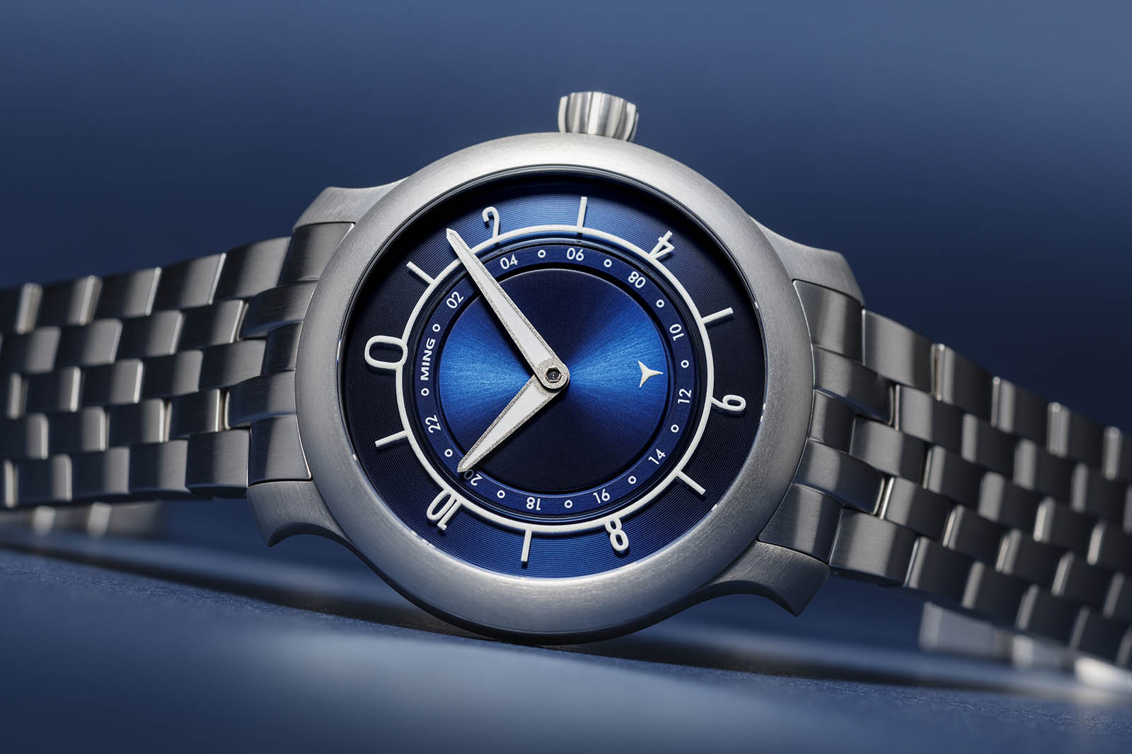 Ming 17.03 GMT Blue Limited Edition