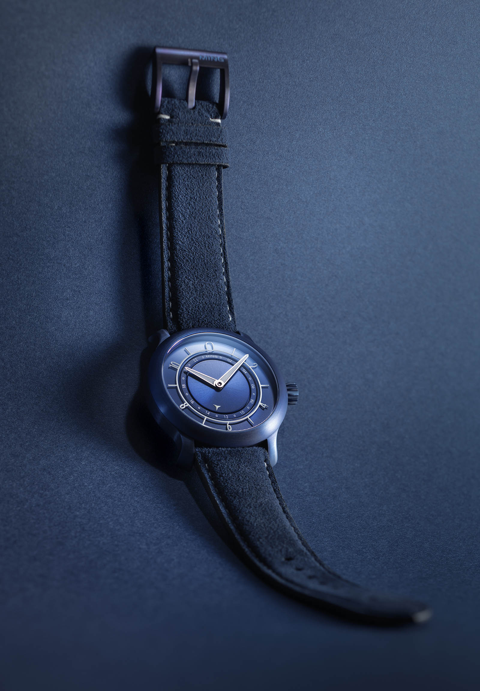 Ming 17.03 GMT Ultra Blue Limited Edition 2