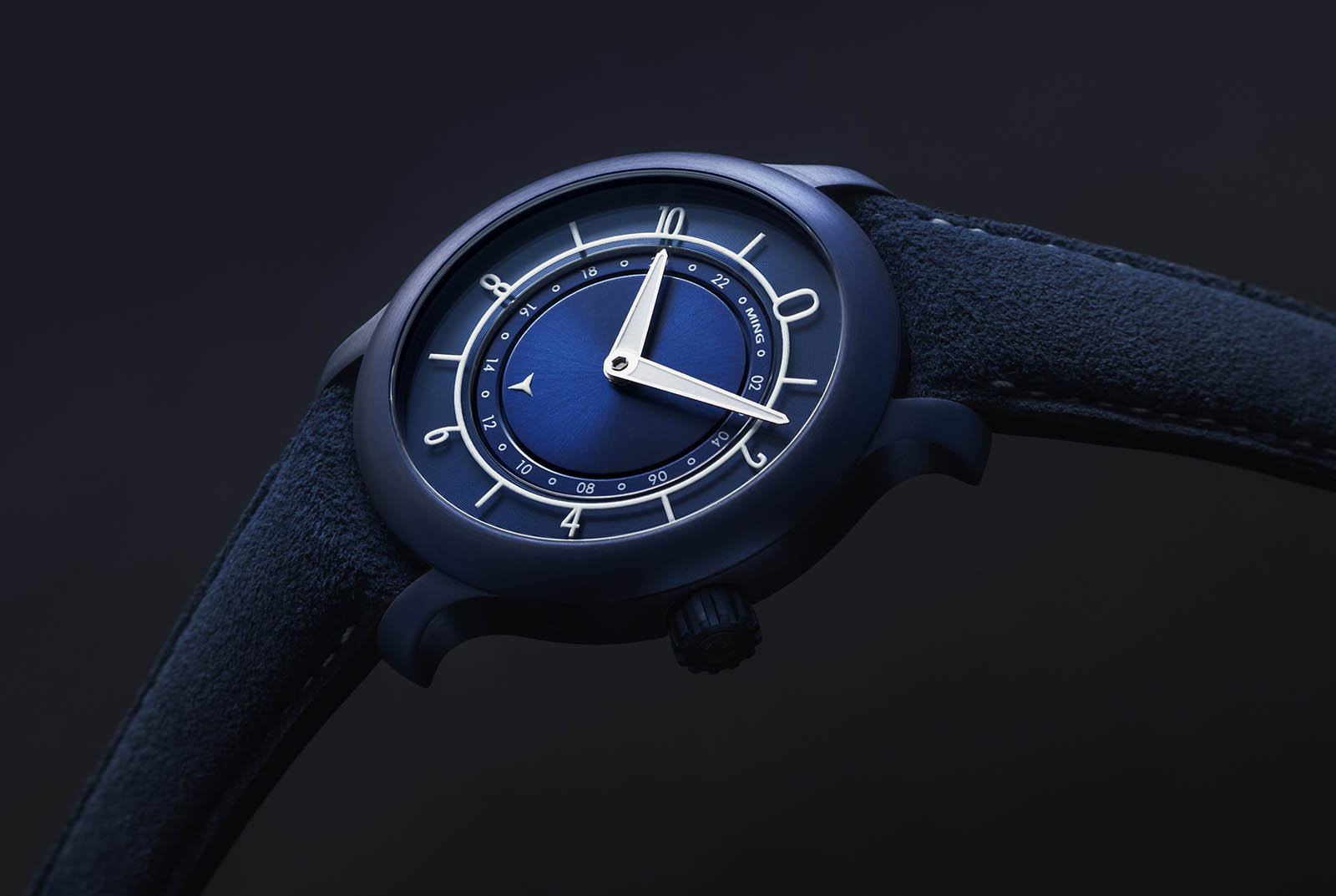 Ming 17.03 GMT Ultra Blue Limited Edition
