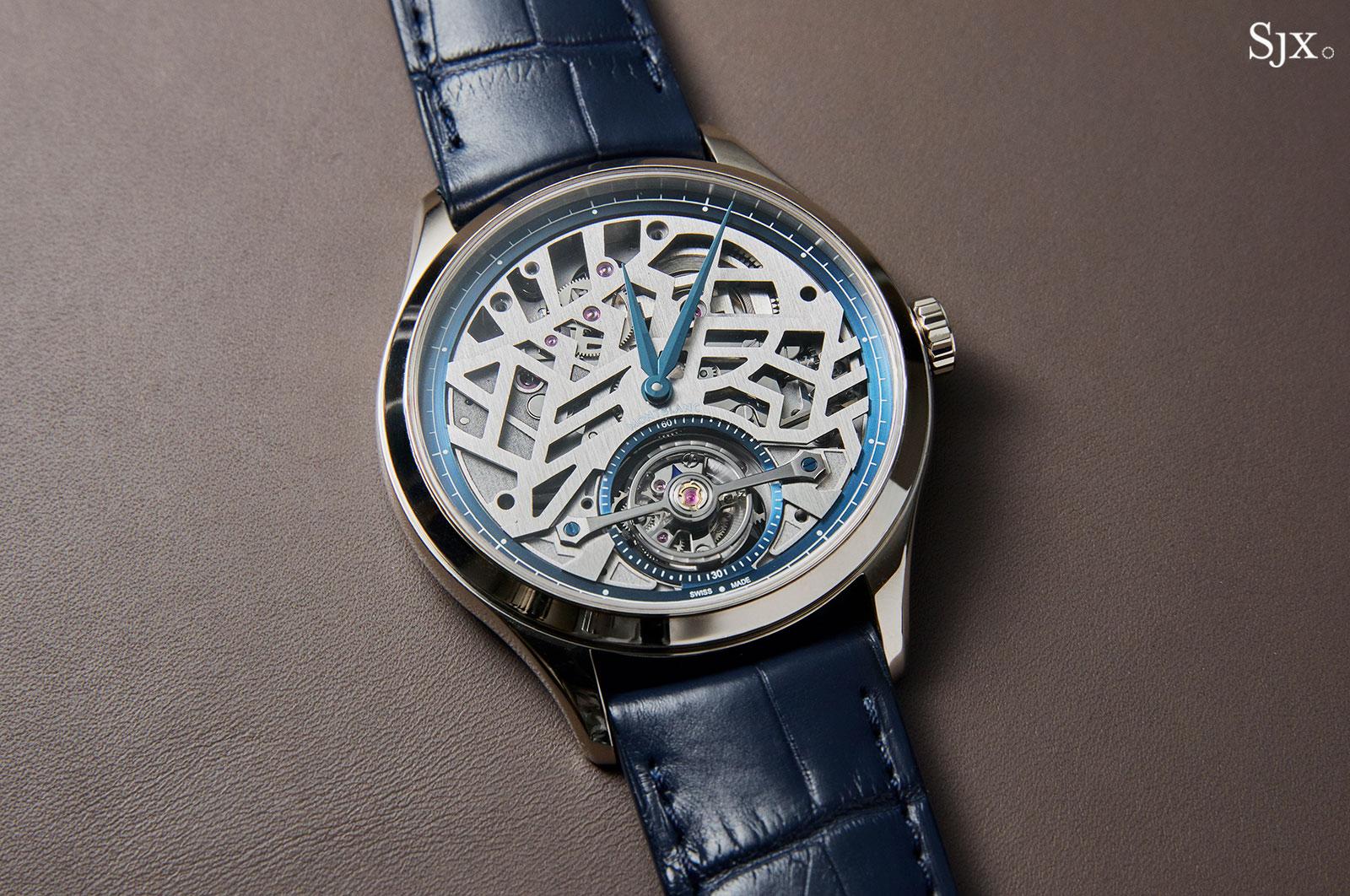 Montblanc Heritage Chronométrie Exo Tourbillon skeleton 3
