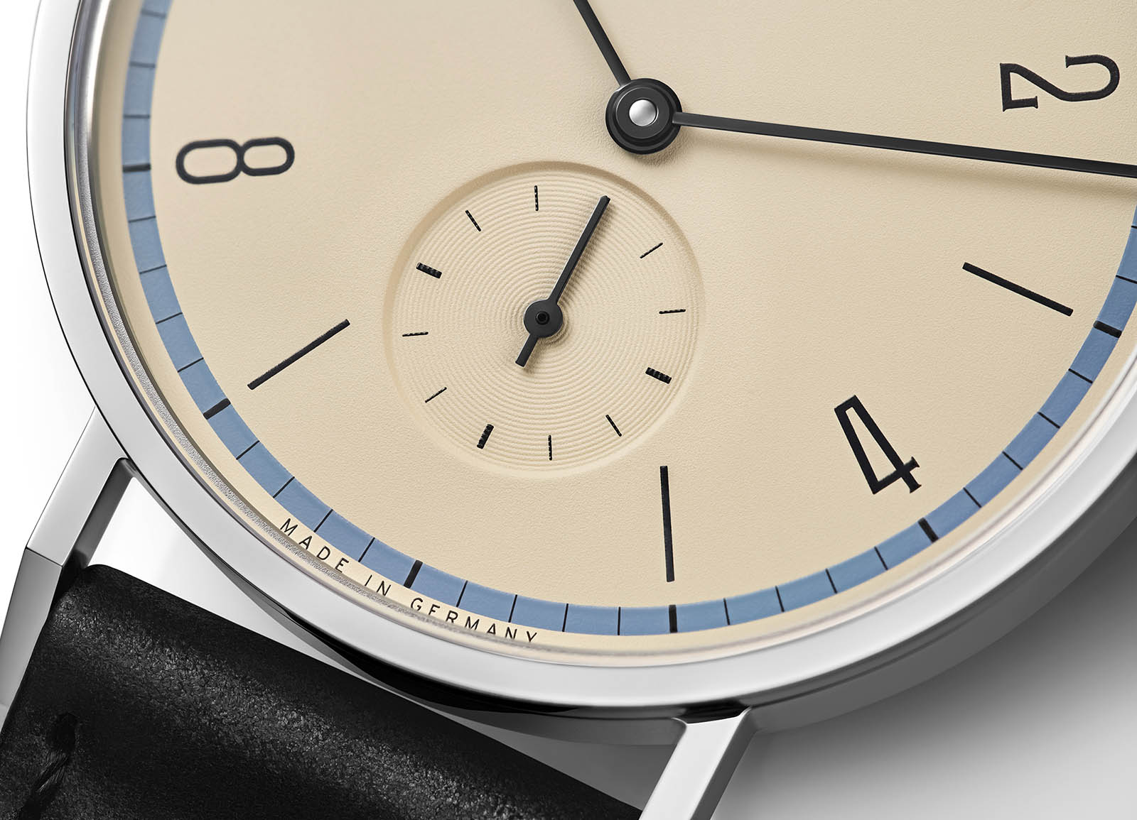 Nomos Tangente 'A Century of Bauhaus' Limited Edition Blue