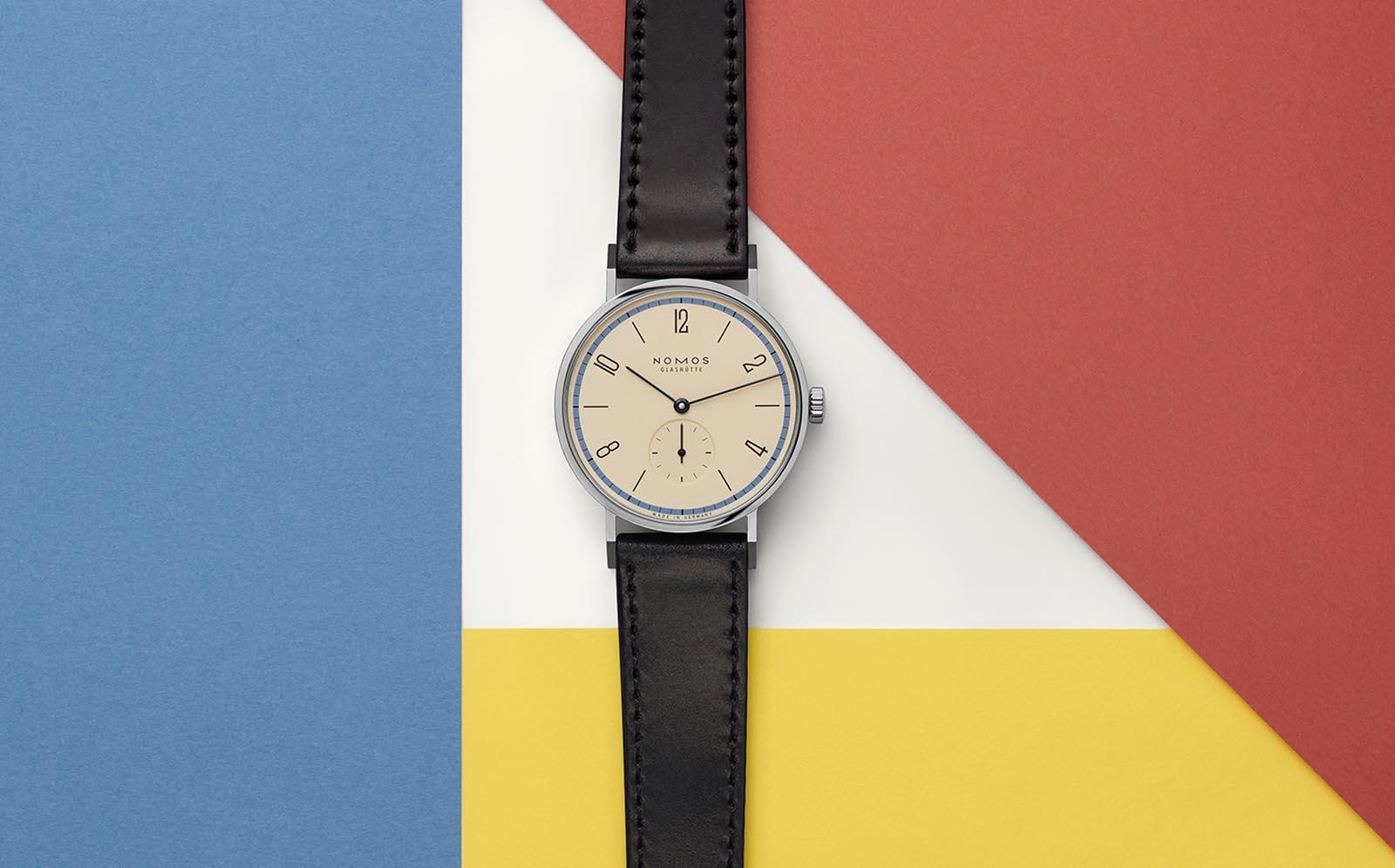 Nomos Tangente 'A Century of Bauhaus' Limited Editions 1