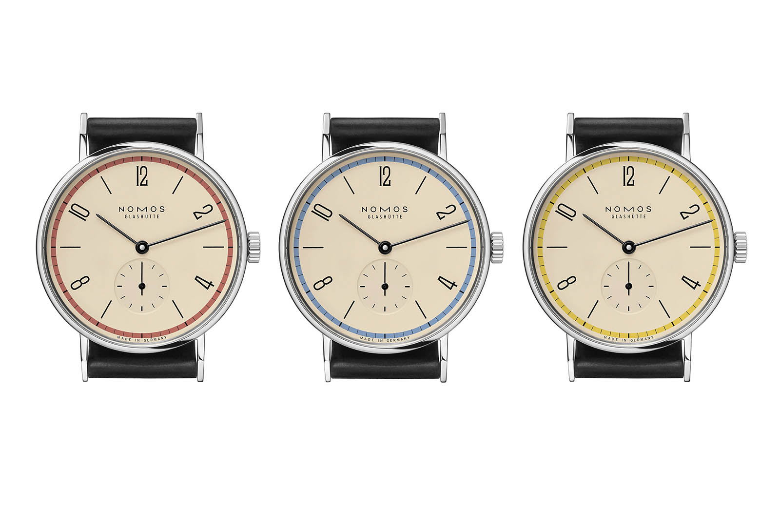 Nomos Tangente 'A Century of Bauhaus' Limited Editions