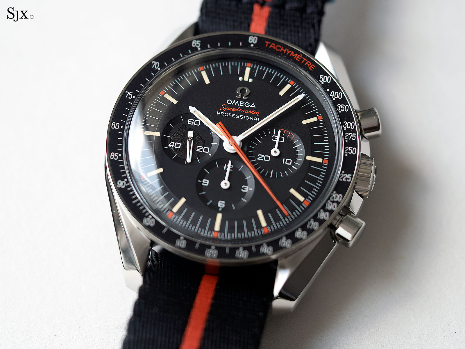 Omega Speedmaster Speedy Tuesday Ultraman 8