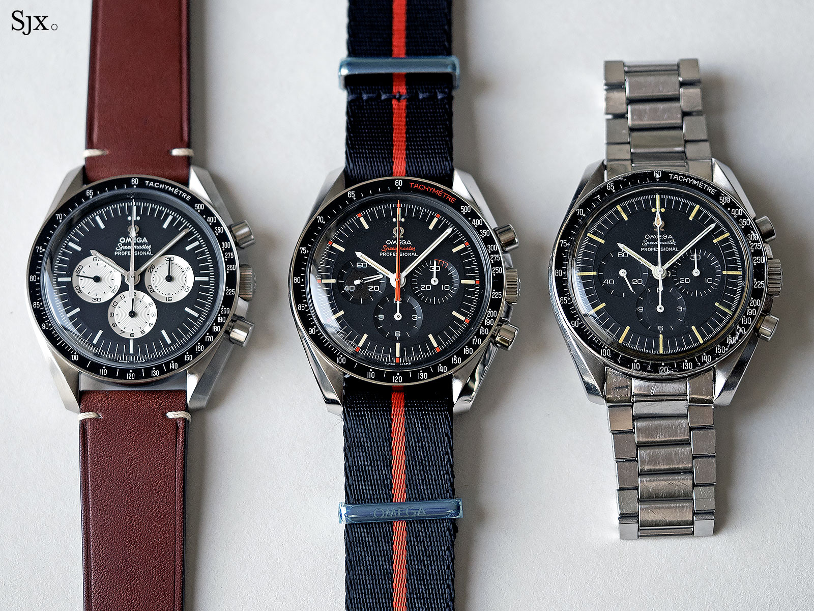 Omega Speedmaster Speedy Tuesday and 105.012