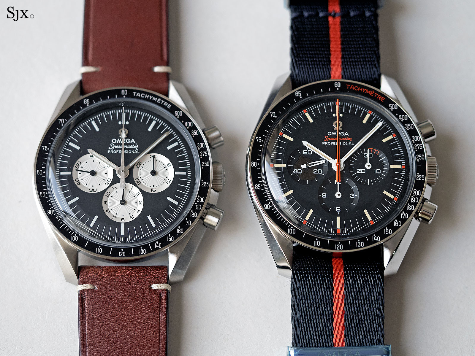 Omega Speedy Tuesday 1 and 2