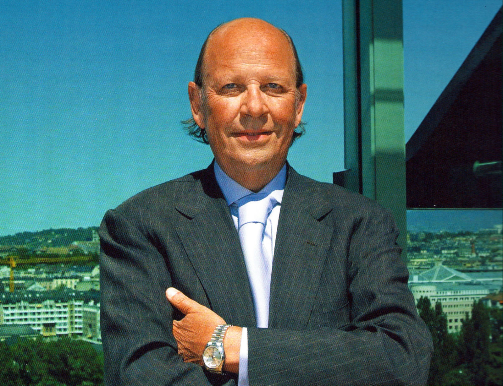 Patrick-Heiniger-Rolex