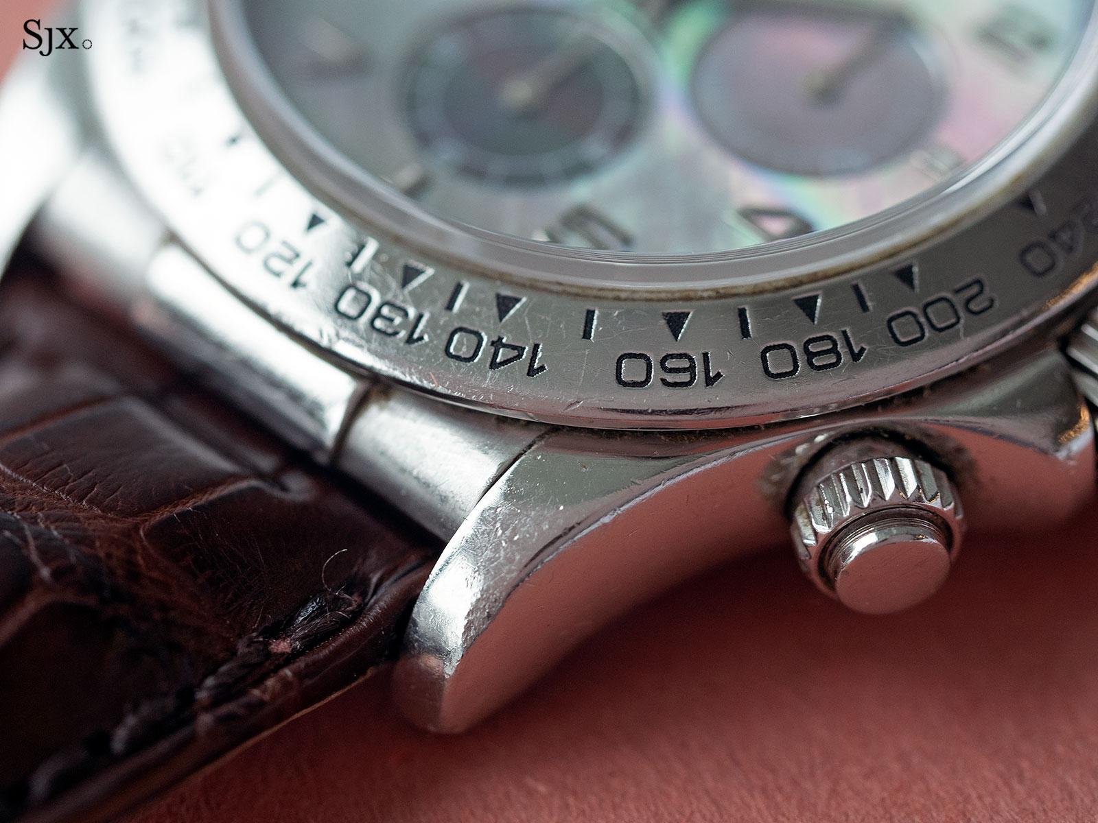 Rolex Daytona Zenith platinum 16516 4