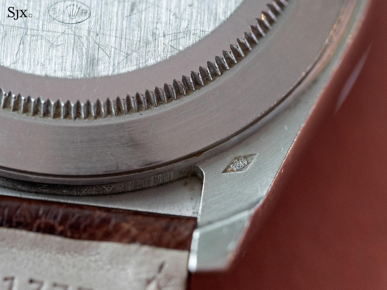Rolex Daytona Zenith platinum Patrick Heiniger 4