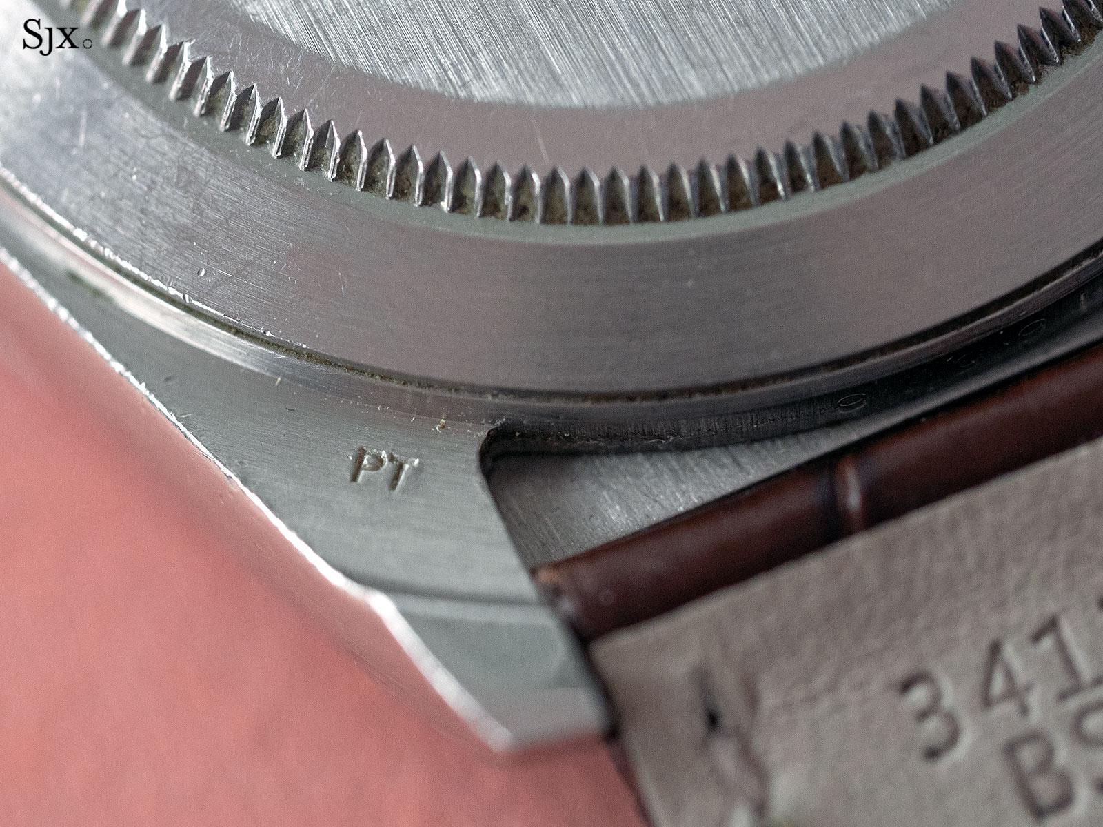Rolex Daytona Zenith platinum Patrick Heiniger 5